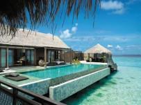 Отдых на Мальдивах.